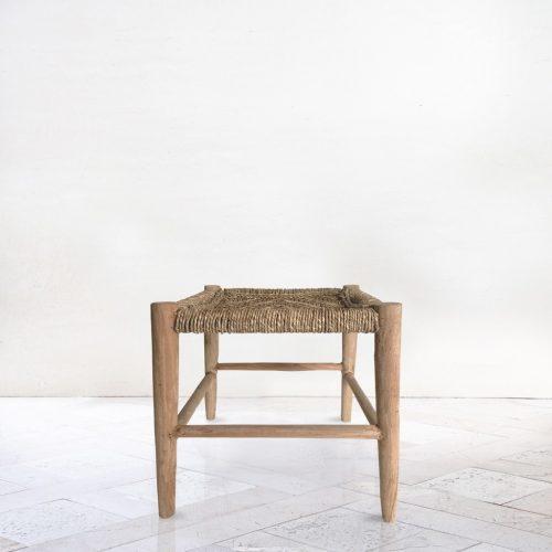 taburete madera de diseño