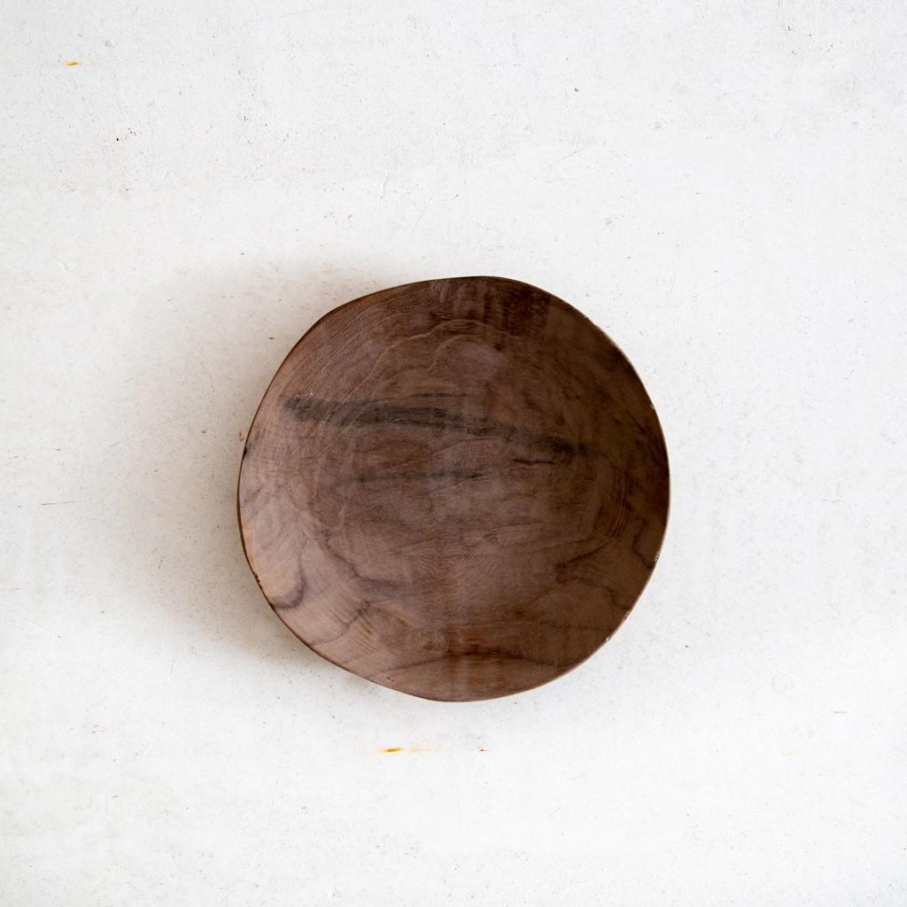cuenco madera de diseño