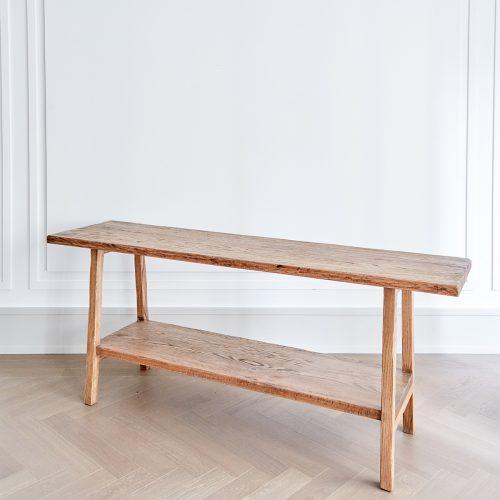 consola de madera