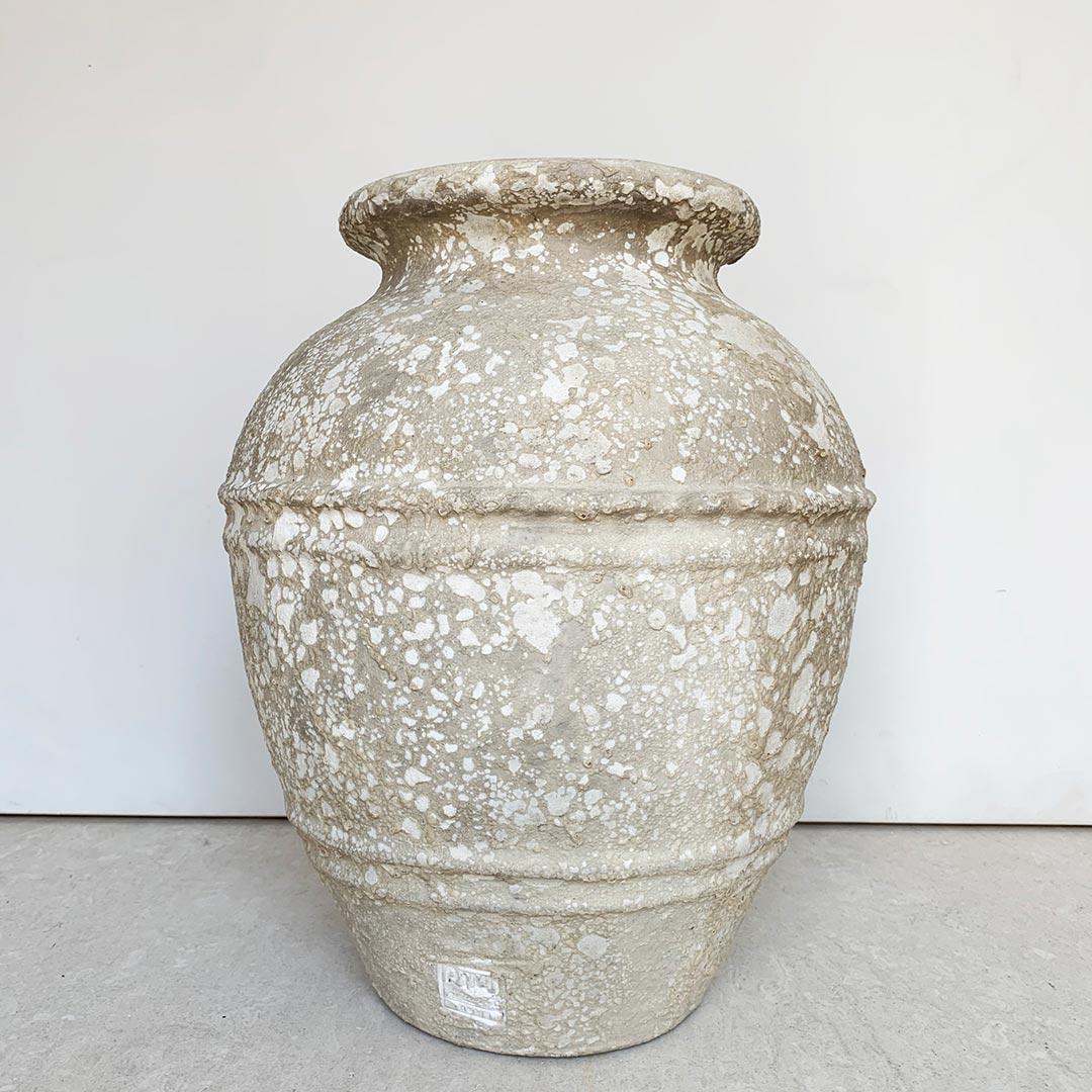jarron de ceramica